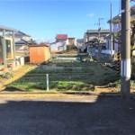新潟市江南区亀田中島の【土地】不動産情報の写真