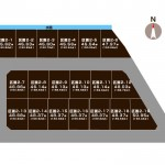新潟市南区鷲ノ木新田の【土地】不動産情報の敷地図