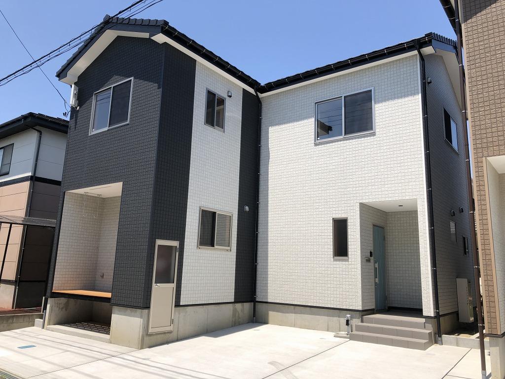 西区小針5丁目【新築住宅】のA棟写真