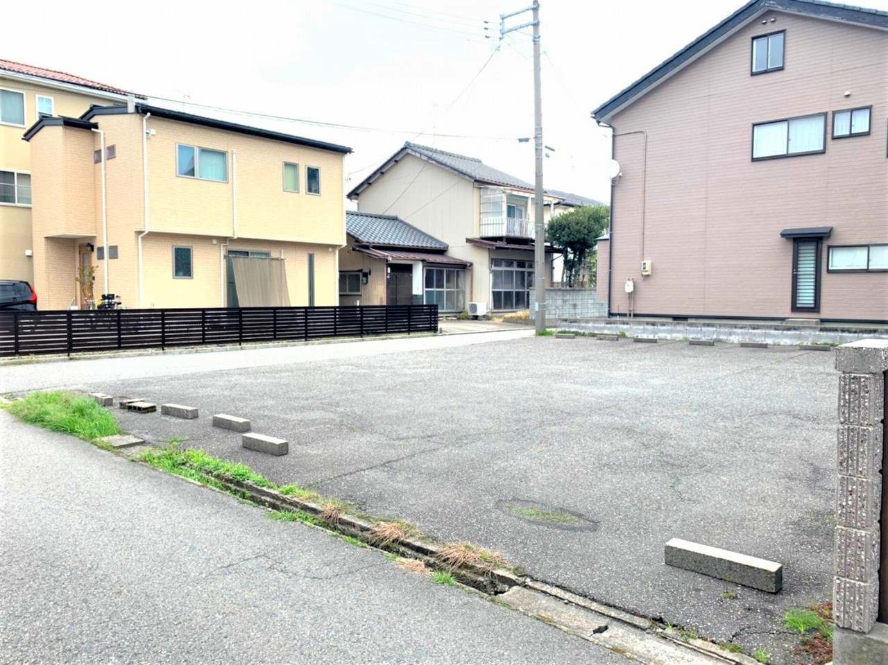 新潟市東区中山の【土地】不動産情報の写真