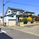 新発田市城北町の中古住宅の写真