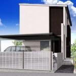 新潟市西区寺尾朝日通の土地の建物プランパース