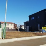 三条市東裏館の新築住宅の写真