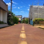 燕市花園町の土地の写真