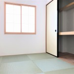 新潟市秋葉区下興野町の新築住宅の写真