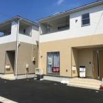 新潟市江南区横越川根町1丁目の新築住宅の写真
