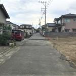 新潟市東区石山3号棟の新築住宅の写真
