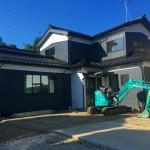 加茂市赤谷の中古住宅の写真