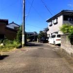 秋葉区山谷町の写真