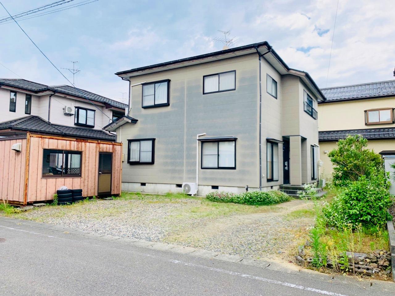 加茂市横江の中古住宅の写真