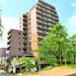 新潟市中央区川端町のマンションの写真