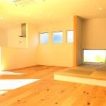 秋葉区中村の新築住宅の写真
