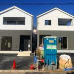 新潟市西区大野町の新築住宅の写真