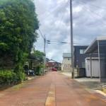 燕市吉田曙町の土地の写真