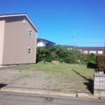 上越市稲田の【土地】不動産情報の写真