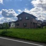 加茂市栄町の土地の写真