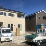新発田市豊町の新築住宅の写真