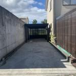 新潟市中央区長潟の駐車場用地の写真