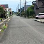 新潟市秋葉区川口の【土地】不動産情報の写真
