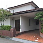 新潟市江南区曽野木の中古住宅の写真