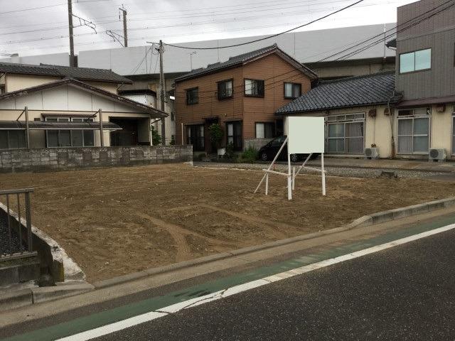 新潟市中央区女池北の土地の写真