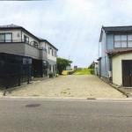 上越市黒井の土地の写真