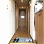 新潟市東区大形本町のマンションの間取図