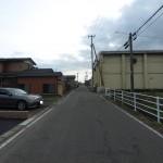 新潟市西蒲区川崎の新築住宅の写真