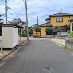 新潟市江南区亀田水道町5丁目の中古住宅の写真