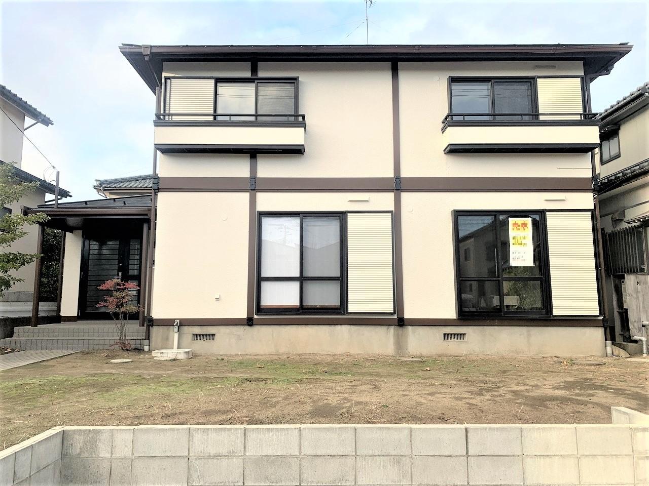 新潟市東区有楽の中古住宅の写真