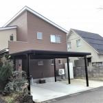 新潟市東区東中野山の中古住宅の写真