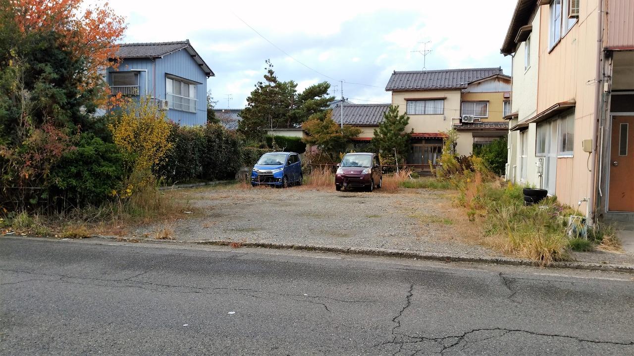新潟市西区金巻の【土地】の写真