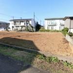 上越市加賀町の土地の写真