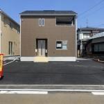 新潟市秋葉区金沢町の【新築住宅】3号棟の外観写真