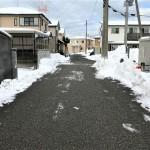 新潟市東区上木戸の【土地】の写真