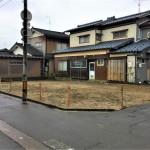 新発田市西園町の【土地】不動産情報の写真