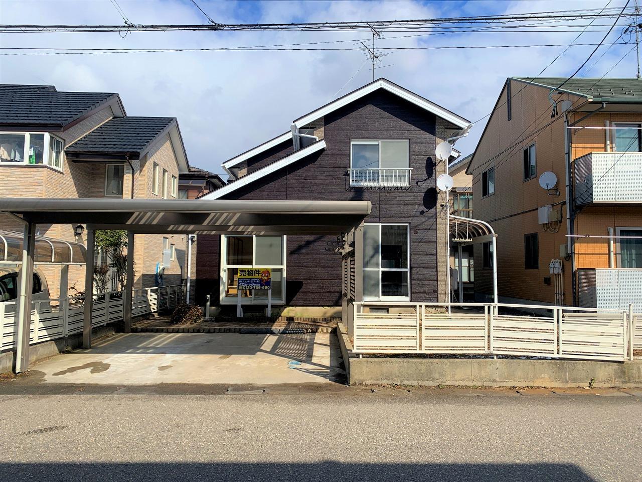 新潟市北区須戸の【中古住宅】不動産情報の写真