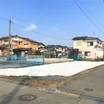 新発田市舟入町2丁目の土地の写真