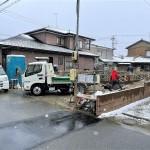 新潟市中央区南笹口の新築住宅の写真