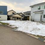 新潟市秋葉区中村の【土地】の写真
