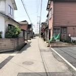 新潟市東区浜谷町の新築住宅の写真