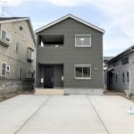東区北葉町の新築住宅の写真