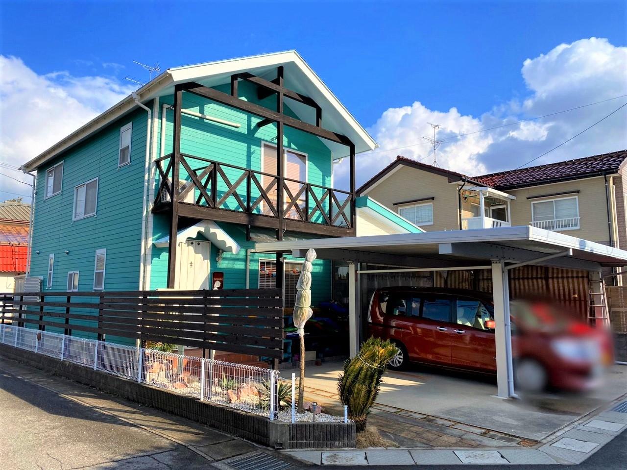 新潟市北区つくし野の【中古住宅】の写真
