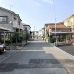 新潟市西区内野西第1の新築住宅の写真
