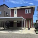 新潟市江南区亀田中島の中古住宅の写真