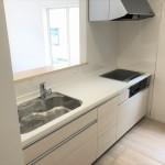 新発田市本町の新築住宅1号棟の写真