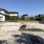 新潟市北区早通北の新築住宅の写真
