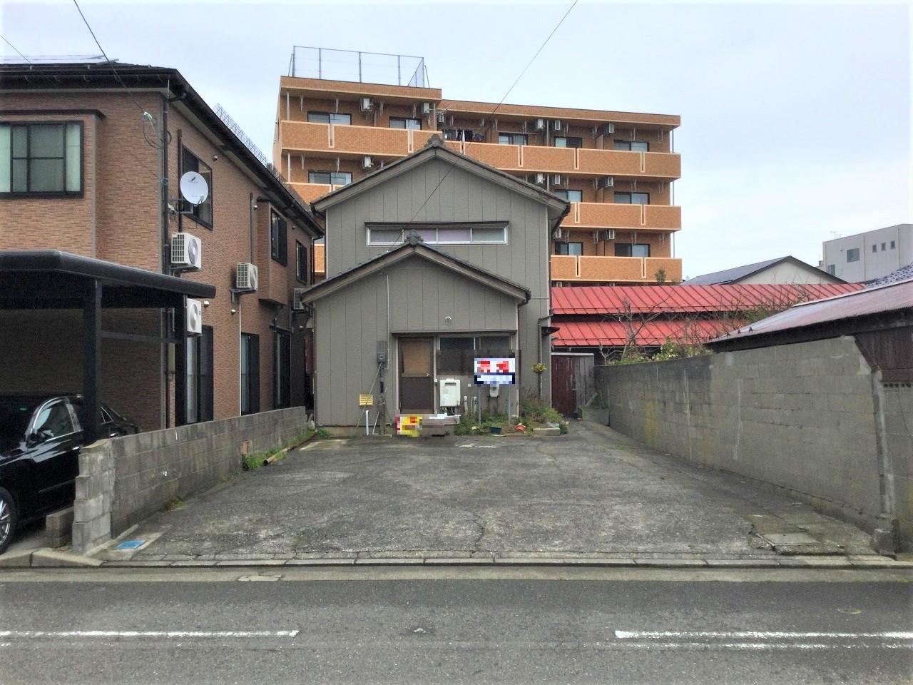 新潟市中央区沼垂西の【土地】の写真