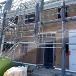 新潟市西区西小針台の新築住宅の写真
