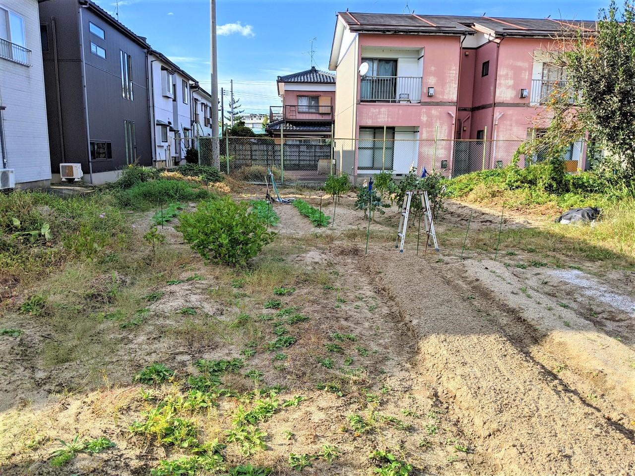 新発田市豊町3丁目の土地の写真